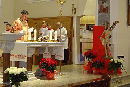 Permalink to:Feier des Patroziniums unserer Pfarrkirche – Fotos und Film