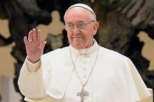 Botschaft von Papst Franziskus zur österlichen Bußzeit 2018