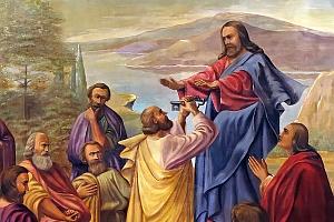 Der hl. Petrus – der Fels
