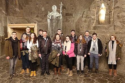 Permalink to:Jugendreise 2018 nach Krakau – Fotos