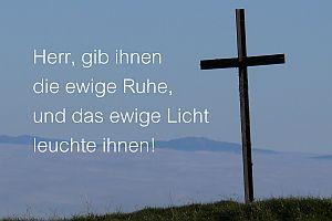Permalink to:Fr., 22. Feb: Jahrtagsmesse für die Verstorbenen