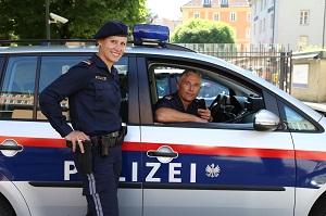 Abschlussfeier Polizeischule