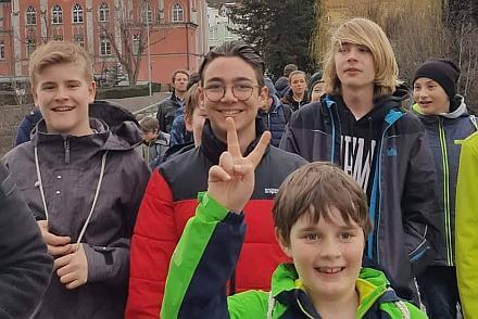 Permalink to:Fotos zum Innsbrucktag unserer Ministranten
