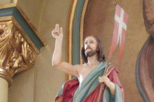 Osternachtspredigt: Erlöst ist, wer sich der Liebe Gottes anvertraut.