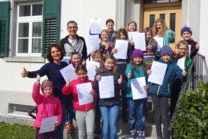 Permalink to:TeenStar in Gisingen – Danke, Ernie!!